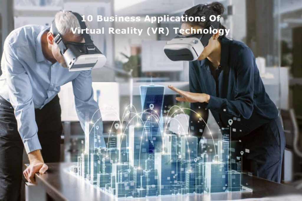 VR business applications