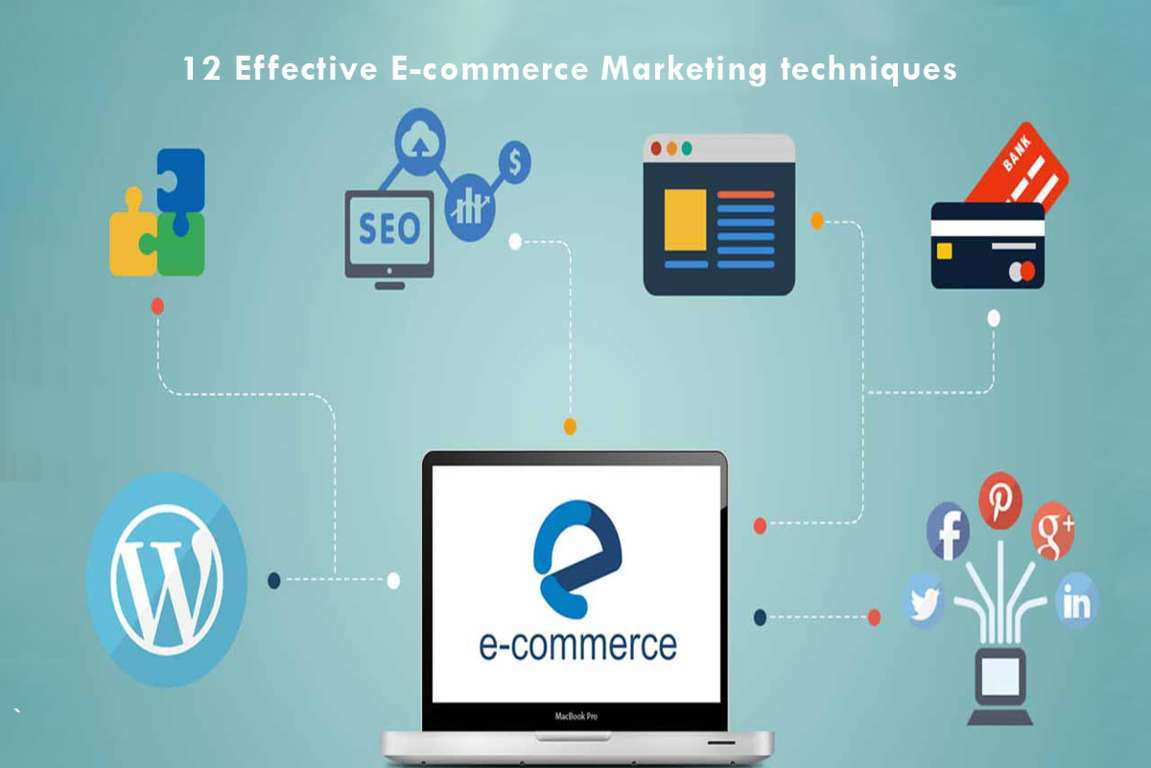 12 Effective E-commerce Marketing techniques