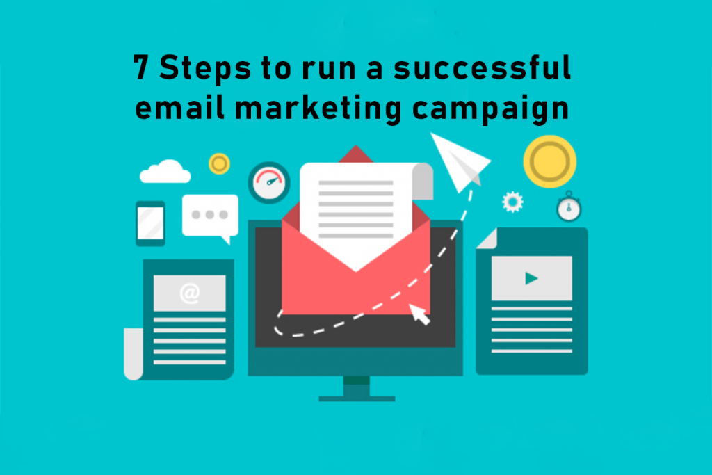 email marketing campaign steps