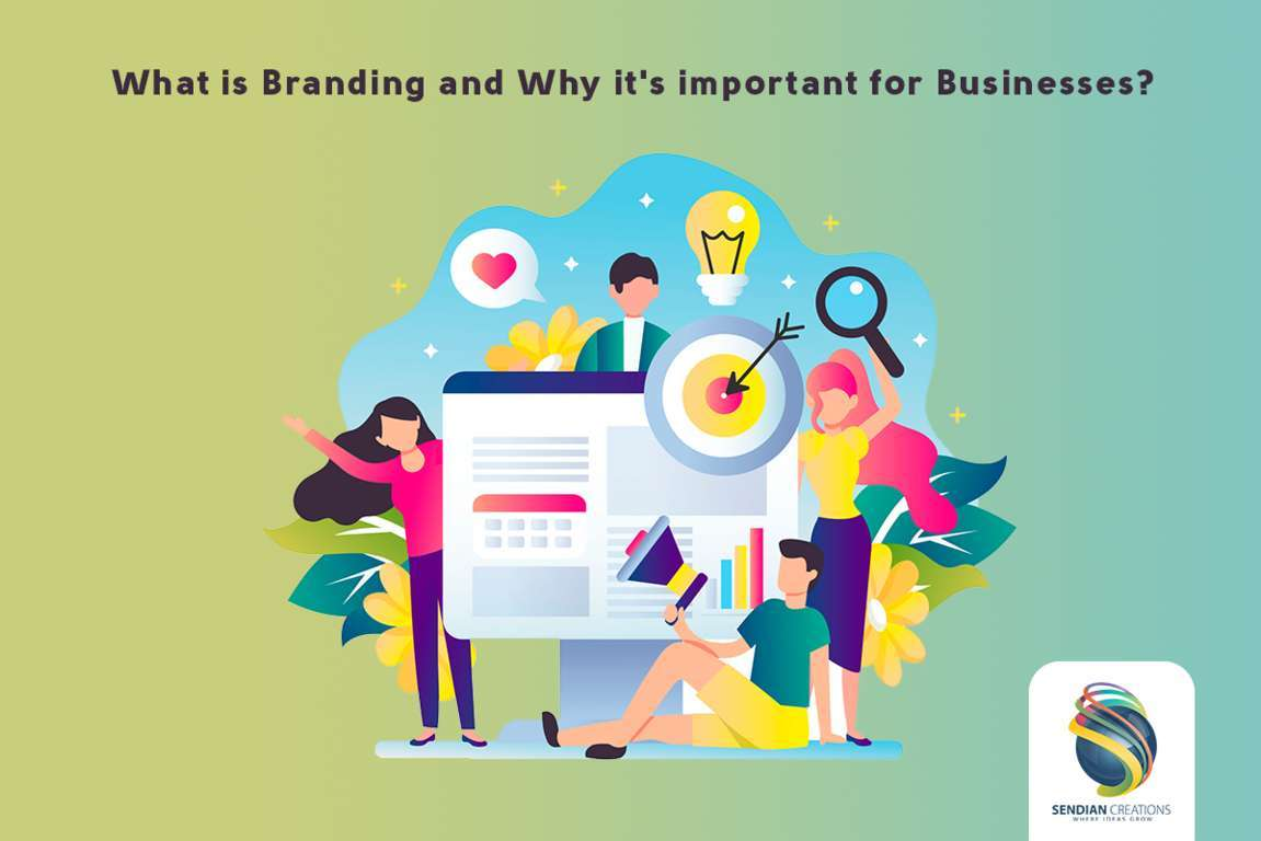 What is branding and why it's important for businesses?