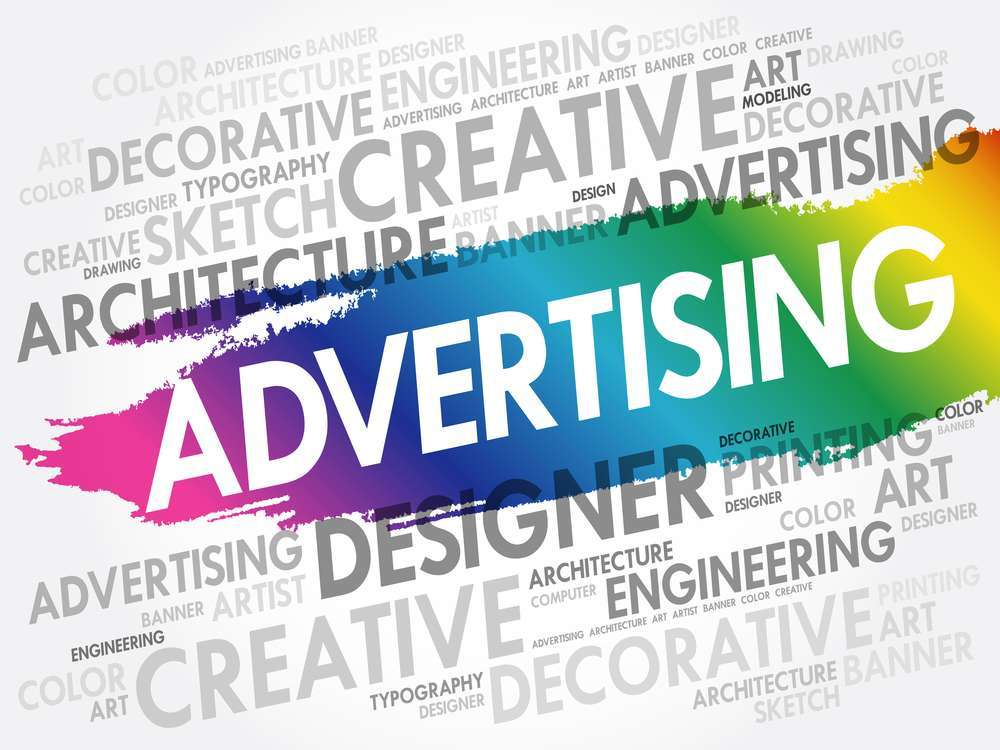 Commercial advertisements for products & services