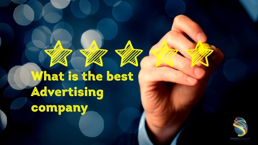 What is the best Advertising company?