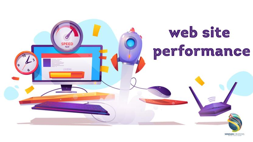 web site performance
