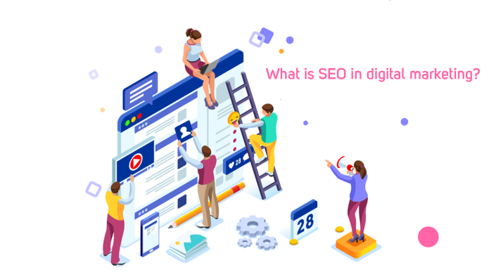 What is SEO in digital marketing