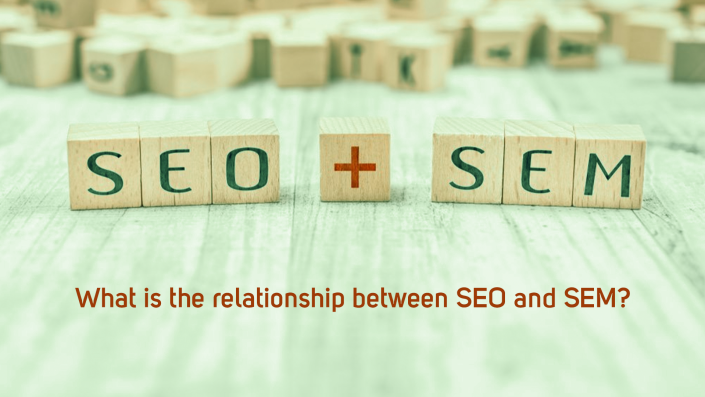 What is the relationship between SEO and SEM
